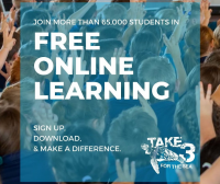 Take 3 for the Sea Free Online Learning